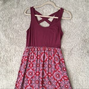 Mudd Maxi Dress